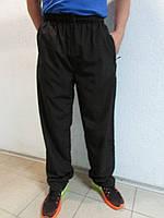 Мужские спортивные штаны черные LOTTO 4578 код 45б