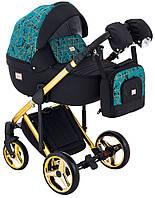 Дитяча універсальна коляска 2 в 1 Adamex Luciano Deluxe Y841