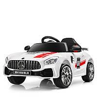 Детский электромобиль Bambi M 4105 Белый (M 4105 EBLR-1)