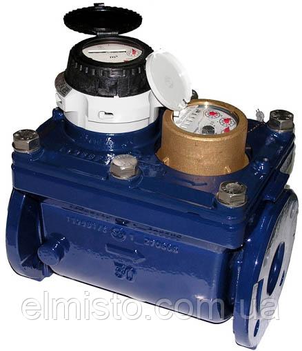 """Счетчики воды SENSUS WPV-MS 150/50° комбинированные (смежные) турбинные промышленные высокоточные класс """"С"""""""
