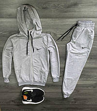 Мужской спортивный костюм в стиле Nike 2 цвета в наличии, фото 2