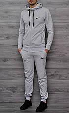 Мужской спортивный костюм в стиле Nike 2 цвета в наличии, фото 3