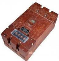 Автоматический выключатель А 3796 250-630А