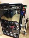 Коптильня холодного и горячего копчения с функцией сушки и вяления продуктов питания COSMOGEN CSHM-750, фото 4