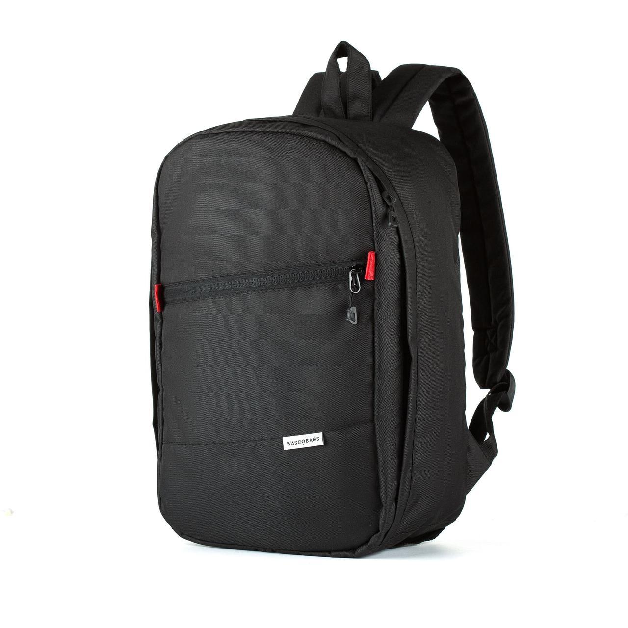 Рюкзак для ручной клади Wascobags  40x20x25 J-Satch S Черный