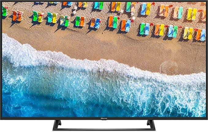 Телевизор Hisense H55BE7200 (Smart TV / Ultra HD / 4К / PPI 1500 / Wi-Fi / Dolby Digital / DVB-C/T/S/T2/S2)