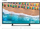 Телевизор Hisense H55BE7200 (Smart TV / Ultra HD / 4К / PPI 1500 / Wi-Fi / Dolby Digital / DVB-C/T/S/T2/S2), фото 2