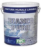 Краска-грунт акриловая водоэмульсионная Bianco Puro (IVC)
