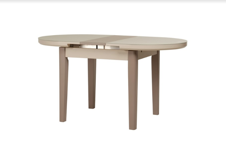Обеденный стол TM-75 Vetro Mebel 120