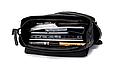 Мужской городской рюкзак из натуральной кожи Marrant - черный, фото 10