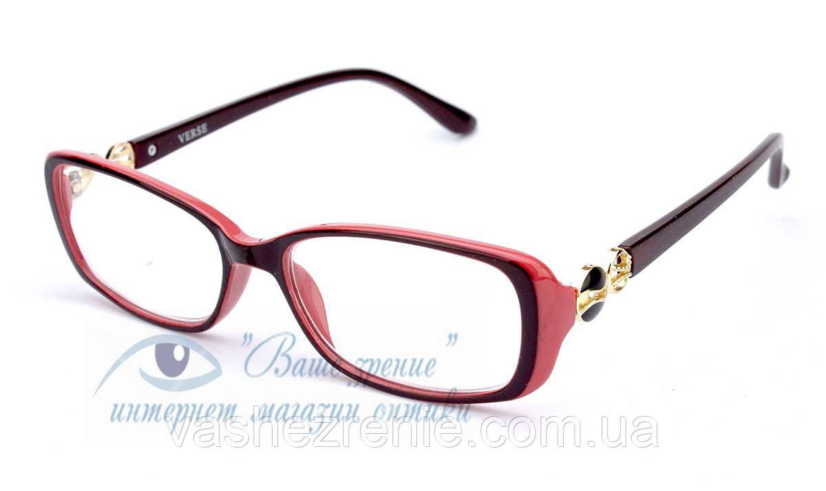 Очки женские для зрения +/- Код: 1192