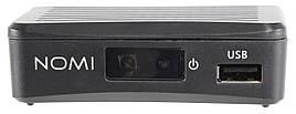Цифровая приставка Nomi T203 Черный
