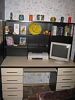 Стол компьютерный + шкаф-купе