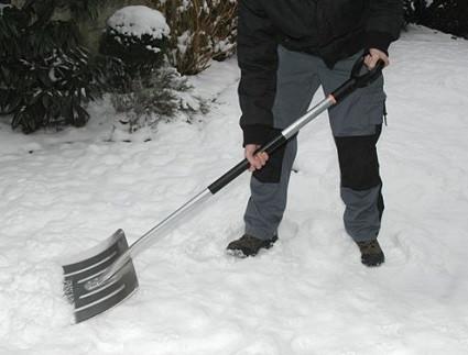 Лопата для уборки снега Fiskars 1001636/143060 2