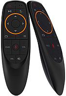 Пульт Air Mouse G10S с микрофоном USB 2.4G (гироскоп + голосовое управление)