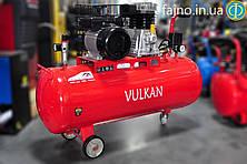 Компрессор Vulkan IBL 2070Y ременной (2,2 кВт, 400 л/мин, 100 л)