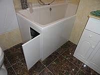 Тумбочка для ванной комнаты. Мебель в ванную на заказ Днепр.