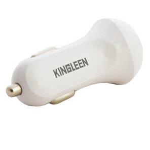 Автомобильное зарядное устройство Kingleen USB С918, фото 2