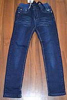Утеплённые джинсы на флисе для мальчиков,размеры 110-140 см.Фирма TAURUS.Венгрия, фото 1