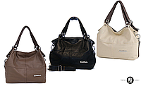 Стильная женская сумка WeidiPolo 3 цвета в наличии