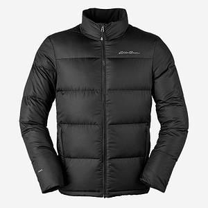 Куртка пухова Eddie Bauer men's Classic Down Jacket 2.0 Black S
