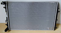 Радиатор Skoda Fabia 1.2-1.4/1.9TD 99- 6Q0121253R