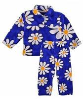 Пижама детская теплая махровая на 10-11 лет (разные цвета),  210/230