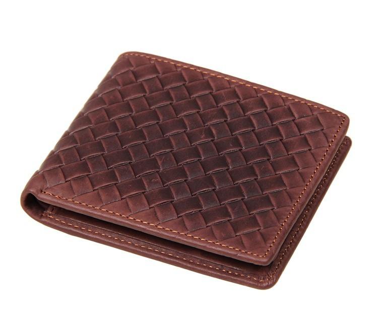 Кошелек кожаный оригинальный 8077C