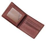 Кошелек кожаный оригинальный 8077C, фото 4