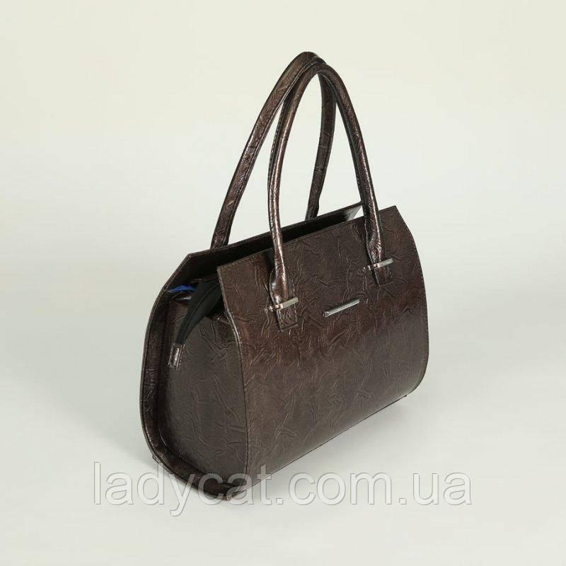 Женская сумка из кожзаменителя М50-220-6