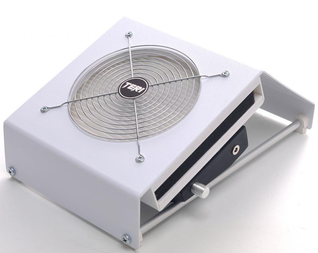 Вытяжка для маникюра Teri 500m настольная с HEPA фильтром