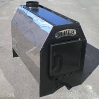 """Отопительно-варочная дровяная печь """"Мечта-30"""" купить 250 м3 12 кВт. Сталь 3 мм"""