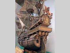 Сборные модели кораблей для склеивания