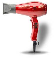 Фен для волос Parlux/Парлюкс Ceramic ionic 3800. Красный. Италия.Оригинал., фото 1