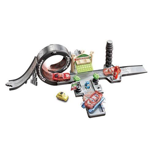 Игровой набор с м/ф Тачки Радиатор Спрингс