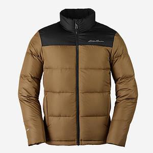 Куртка пухова Eddie Bauer men's Classic Down Jacket 2.0 M Hazelnut