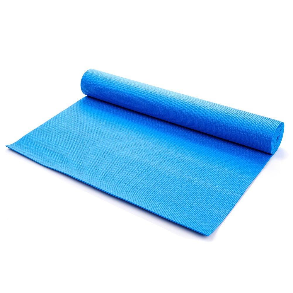 Коврик для йоги и фитнеса Meteor Yoga Mat 180x60x0,3 см (original), спортивный мат, йогомат, йогамат