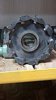 Фреза торцевая ф200 мм с механическим креплением 4-х гранных пластин КНТ