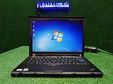 "14.1"" 2 ядра Intel\ 4 ГБ\ Полностью настроен! ThinkPad T400, фото 5"