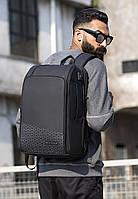 Водонепроницаемый городской рюкзак Bange с отдельным карманом для ноутбука Код 15-0031