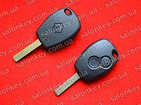 Ключ Renault 2 кнопки лезвие VA2 ID46 434Mhz.