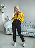 Модный спортивный костюм со штанами карго 42-56рр., фото 2