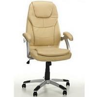 Крісло офісне Calviano Thornet бежеве