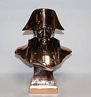 Статуэтка Бюст Наполеона 28 см с медным покрытием 3808