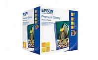 Фотобумага Epson, глянцевая, А6 (10х15), 255 г/м2, 500 листов, Premium Series (C13S041826)