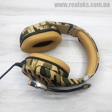 Навушники ONIKUMA K1B PRO (squad-desert), фото 3