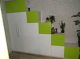 Шкаф Ступени на заказ. Корпусная мебель на заказ Днепр., фото 2