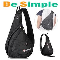 Городской рюкзак SwissGear Sling NEW (Слинг) через плечо