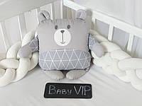 Мишка подушка