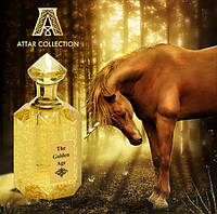 Женские масляные духи без спирта Attar Collection The Golden Age 10ml